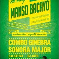 SANTIAGO: LUNES 20 DE MAYO DE 2013 - EN MAYO, MANSO BACAYO