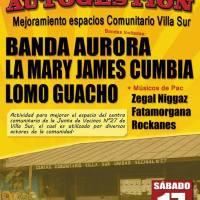 SANTIAGO / PAC: SÁBADO 17 DE AGOSTO DE 2013 - MAMBO AUTOGESTIÓN