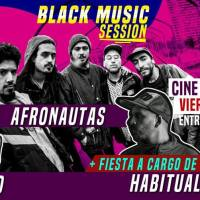 viernes 27 de abril de 2018: BLACK MUSIC SESSION en Cine Arte Alameda