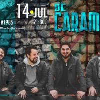 sábado 14 de julio de 2018: DE CARAMBA en Domeyko 1895